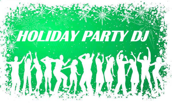 nj holiday party dj service