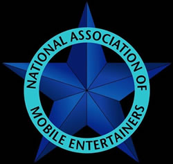 National Association of Music Entertainers Disc Jockey Member