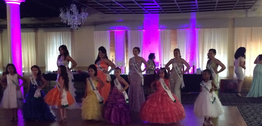 Beauty Pageant DJs in South Jersey