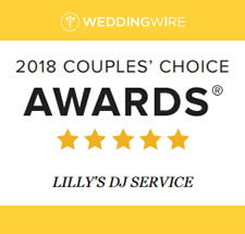 Wedding Wire Couples Choice Disc Jockey in South Jersey